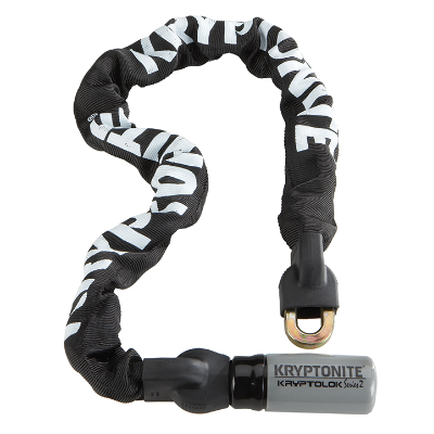 Kryptonite Kryptolok Series 2 995 Integrated Chain - Plenty of Bikes