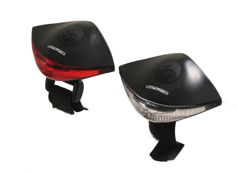 Sunlite Griplight II Combo Light Set - Plenty of Bikes