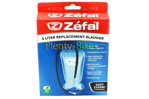 Zefal Replacement Bladder Reservoir - Plenty of Bikes