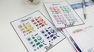 Basics Planner Stickers