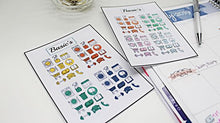 Load image into Gallery viewer, Basics Planner Stickers