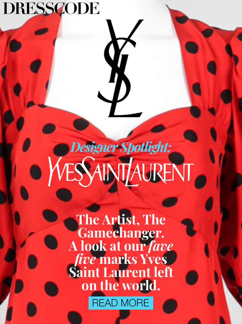 Dress Code Recess Los Angeles Yves Saint Laurent YSL The Artist The Gamechanger Erica Sanae Marie Monsod