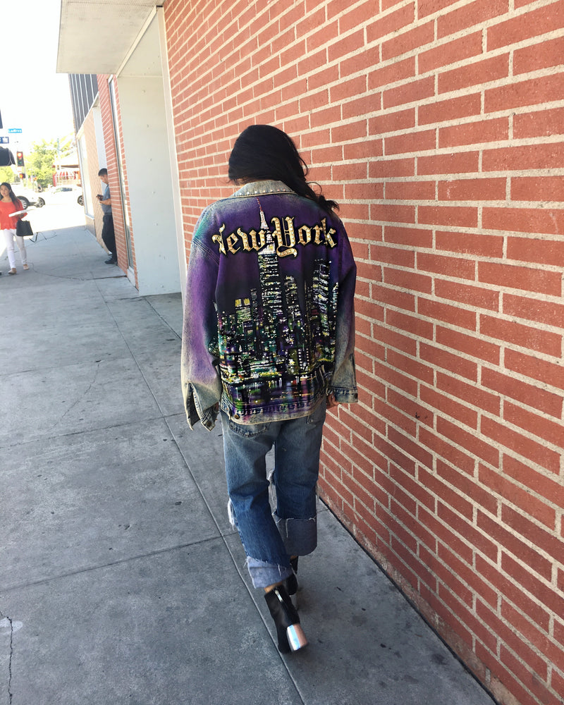 Tony Alamo denim jacket