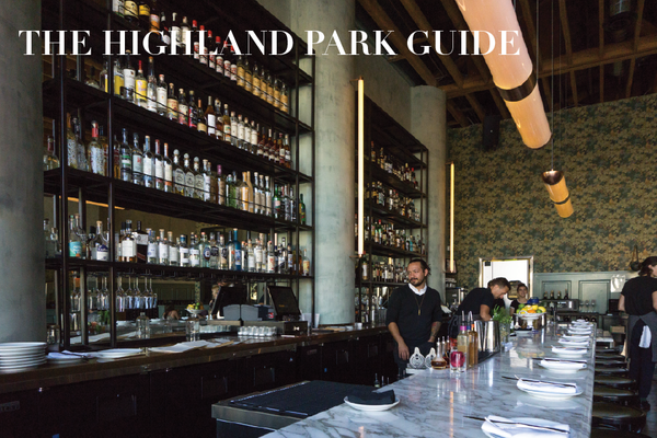 The Highland Park Guide