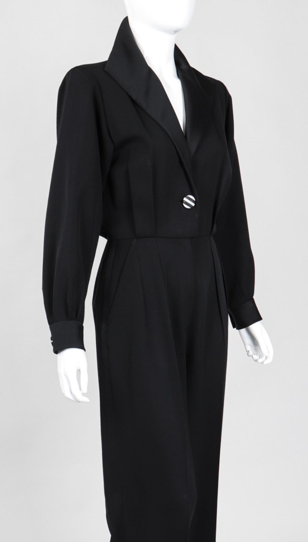 Dress Code Recess Los Angeles Yves Saint Laurent YSL Equality Androgyny Jumpsuit Tuxedo Pantsuit