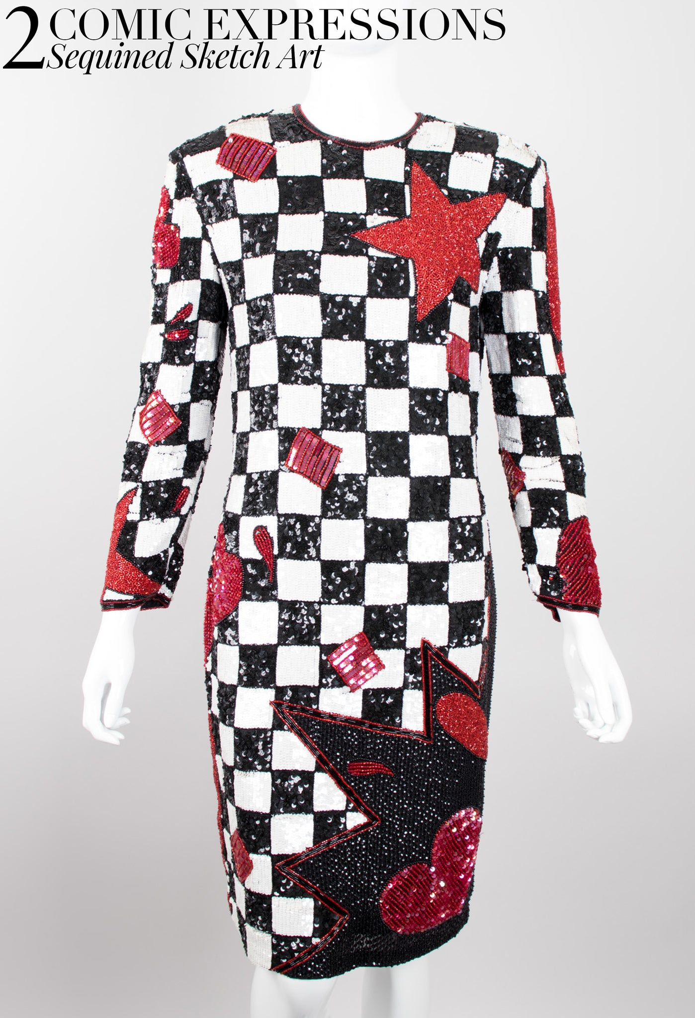 Recess Dress Code Fresh Prints of Bel Air Escada Elle Singh Checkerboard Sequin ComicCon
