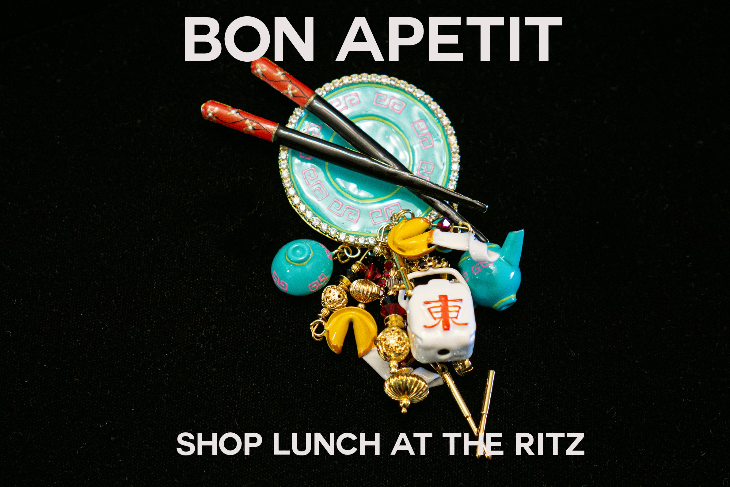 Recess Los Angeles Vintage Designer Lunch At The Ritz Esme Hecht Chinese Takeout CTA