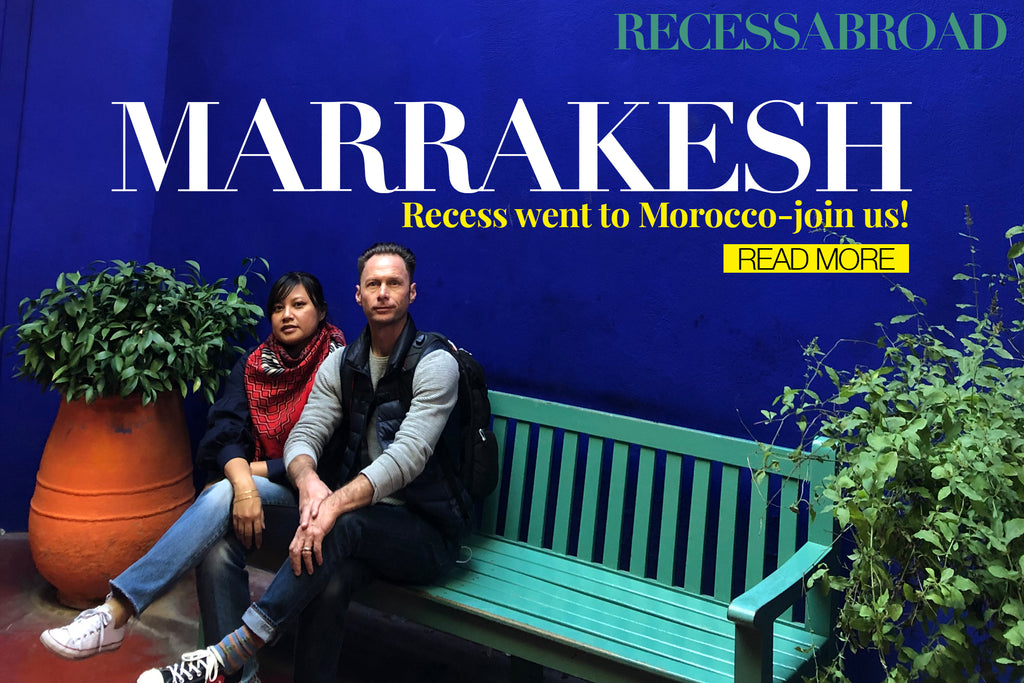 Recess Los Angeles RecessAbroad Morocco Marrakesh