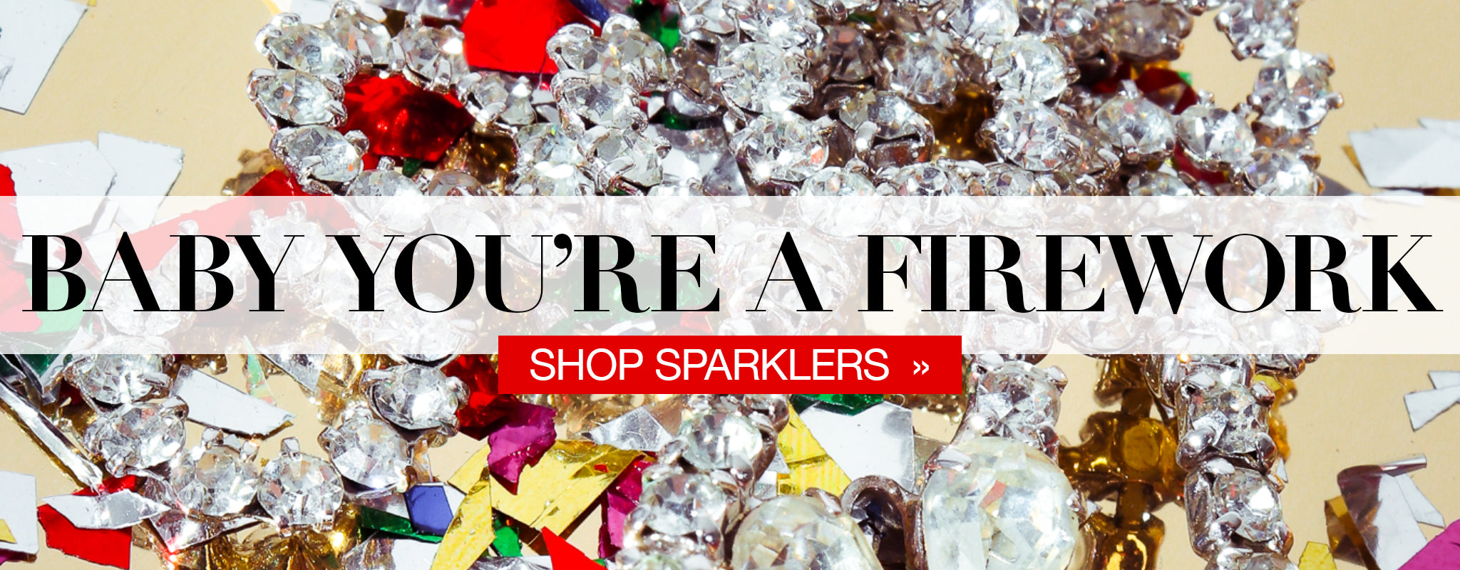 Recess Dresscode New Ear's Sparklers Baby Youre A Firework- Shop Sparklers Collection