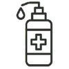 Recess Covid19 Reopening Protocol Sanitization Icon