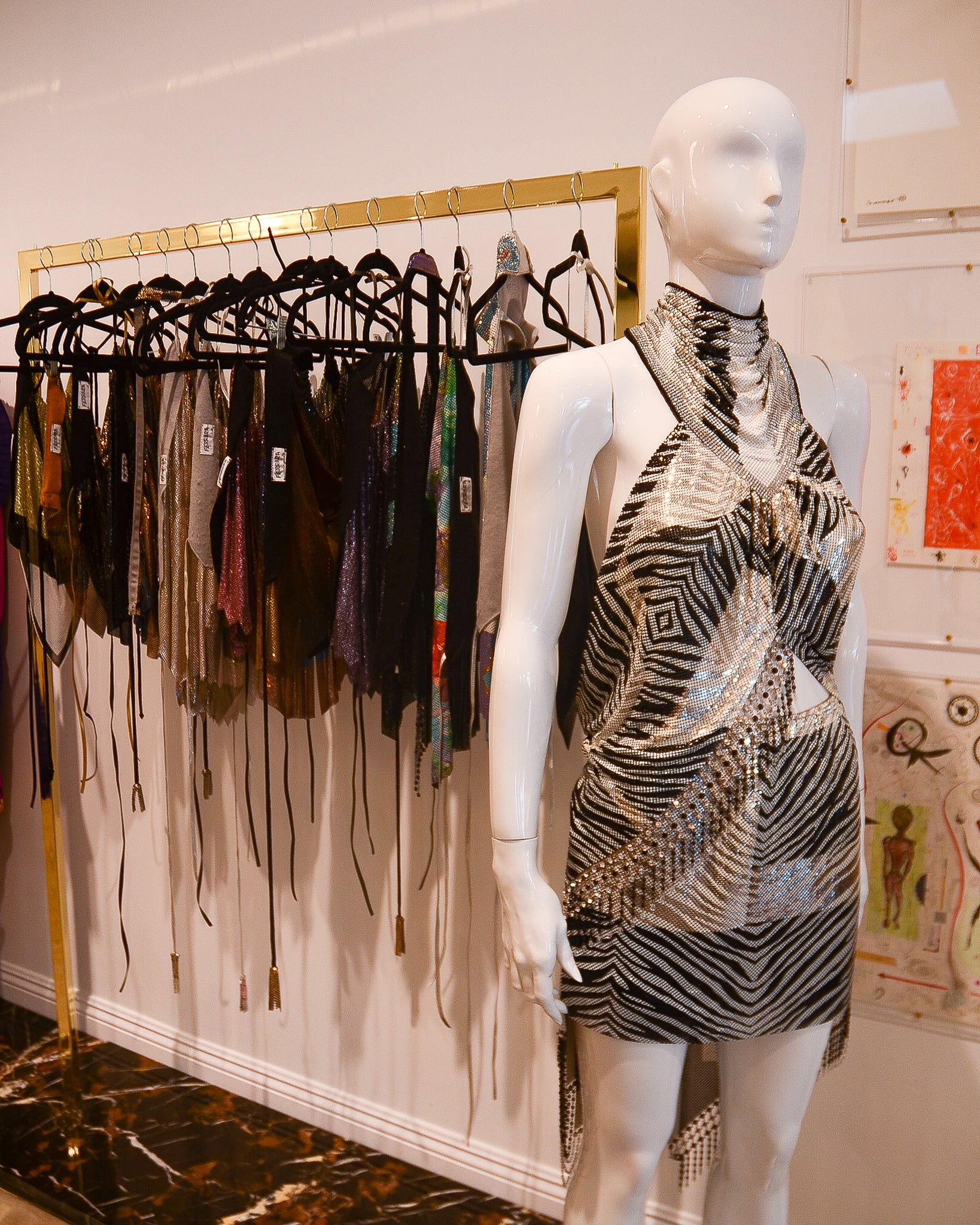 Recess Los Angeles Designer Vintage Consignment Home Expansion Launch Anthony Ferrara Collection