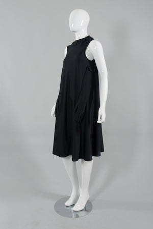 Comme des Garcons Hands Dress Side Front