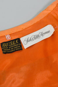 Saks Fifth Ave Label