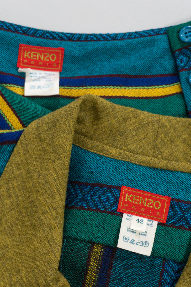 Kenzo Labels