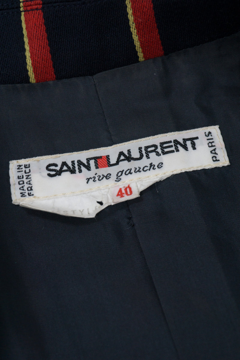Yves Saint Laurent Rive Gauche Label