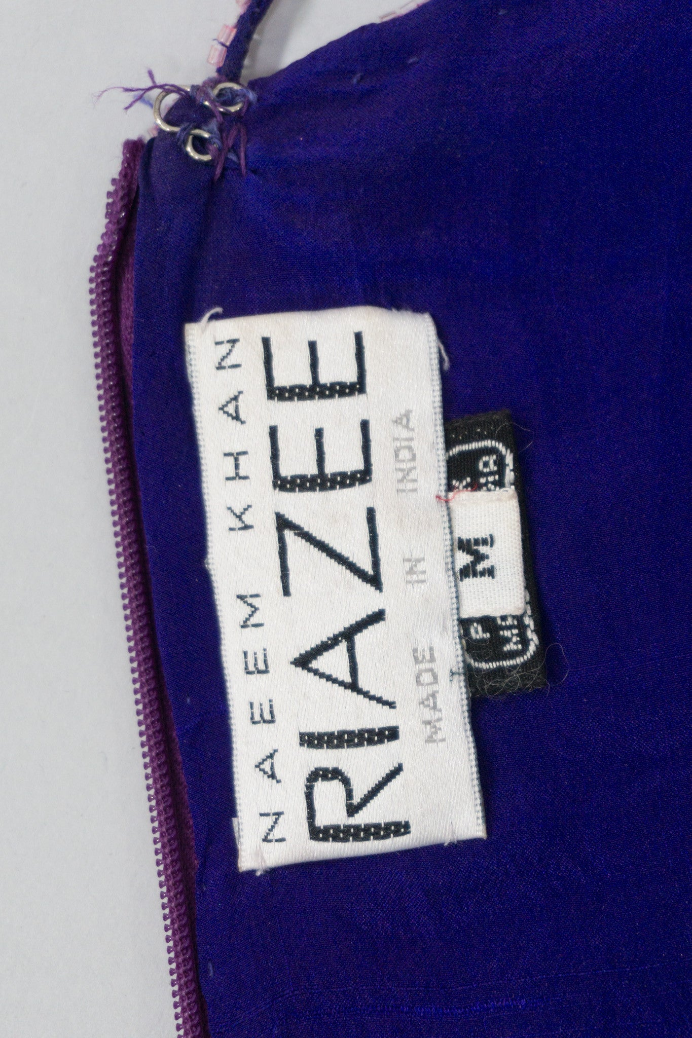 Naeem Khan Riazee Label
