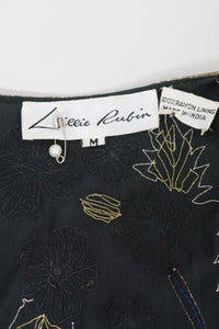 Lillie Rubin Vintage Label