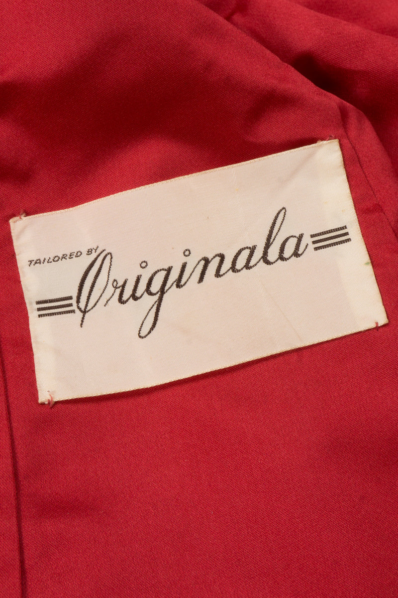 Originale Label