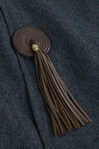 Gucci Leather Tassel