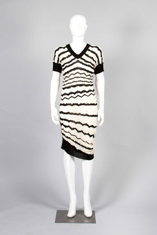 Junya Watanabe Comme Des Garcons Knit Dress