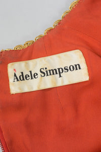 Adele Simpson Label