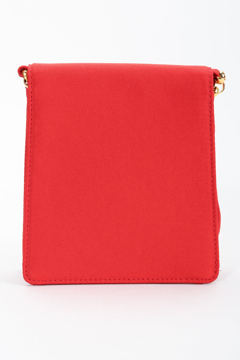 Vintage Escada Mini Crossbody Envelope Bag back at Recess Los Angeles