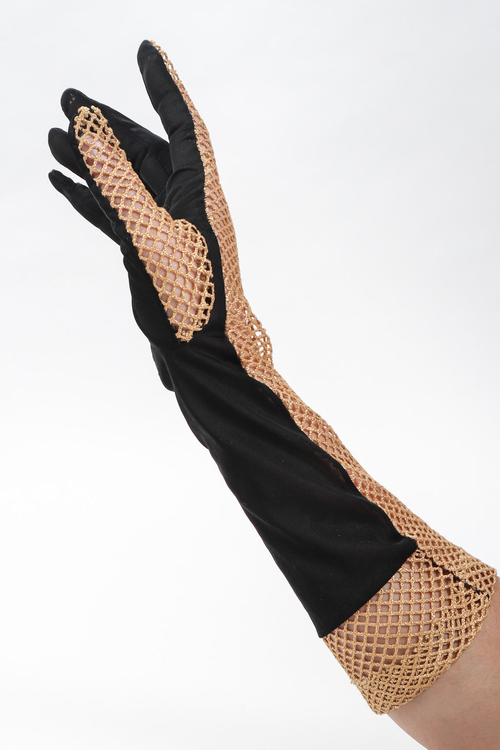 Recess Los Angeles Vintage Kayser Sheer Net Gloves