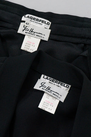 Karl Lagerfeld Labels