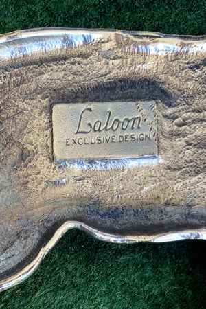 Vintage Laloon Embossed Tiger King Belt Signature Stamp at Recess Los Angeles