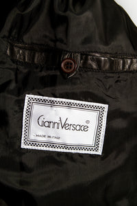 Gianni Versace Label