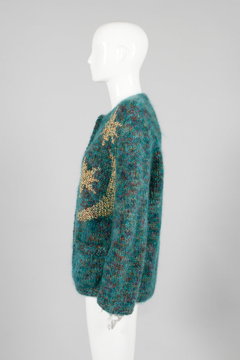 Moon & Stars Cardigan Sweater