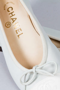 Chanel Ballet Flat Label