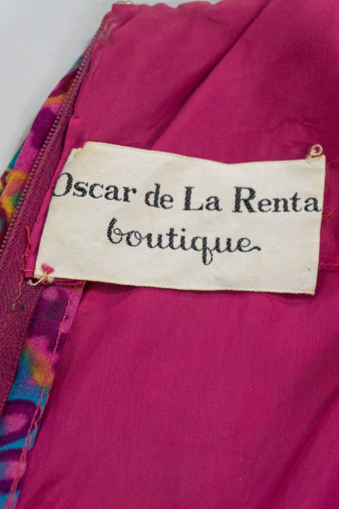 Oscar de la Renta Boutique Label