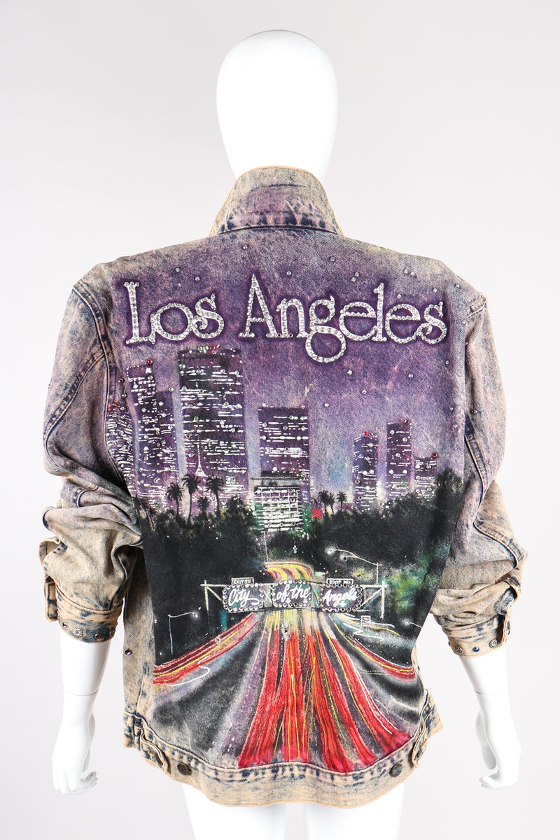 Recess Los Angeles Vintage Tony Alamo City Of Angels Hollywood Freeway Jacket II