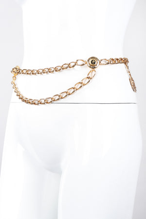 Charmed Logo Chain Belt