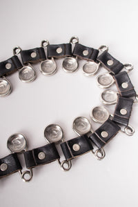 Streets Ahead Vintage Skinny Safety Pin Belt