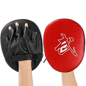 Children's Adult Boxing Sanda Training Taekwondo Foot Target Hand Target Kick  Durable pad Training Tae Kwon Do Karate Q