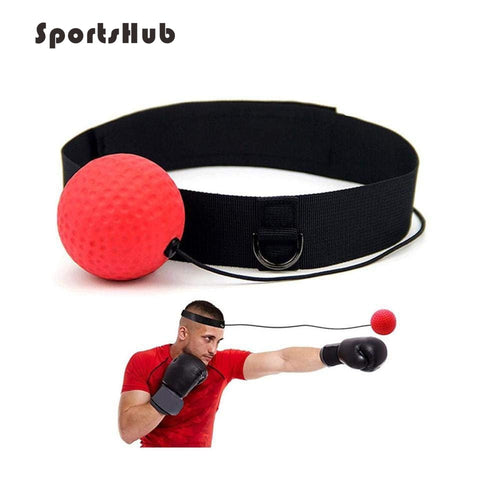 Professional Boxing Reflex Speed Punch Ball Toy MMA Training  Reaction Training Set Sanda Thai Boxing Exercise Equipment EF0040
