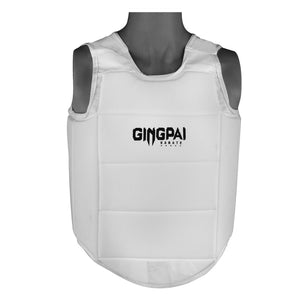 Adult Child Taekwondo Karate Chest Protective Guard Vest Gear Boxing Body Protector Karate Protection Equipment Breast Protector