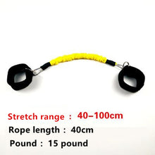 Load image into Gallery viewer, Dropshipping Taekwondo Boxing Pull Rope Fitness Resistance Bands Exercise Tubes Strength Training Rubber Rope Expander Workout
