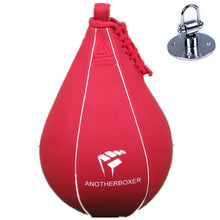 Load image into Gallery viewer, Boxing Speed Ball Double End Muay Thai Boxing Punching Bag Speed Ball PU Punch Training Fitness Sports Practical Speed Equipment