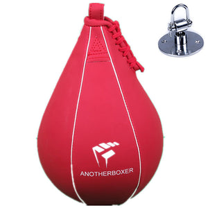 Boxing Speed Ball Double End Muay Thai Boxing Punching Bag Speed Ball PU Punch Training Fitness Sports Practical Speed Equipment