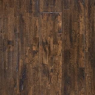 Boulder Mountain Burnished Oak Solid Hardwood