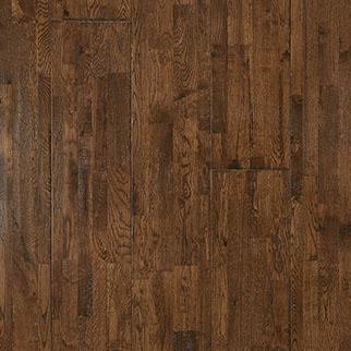 Boulder Mountain Forest Brown Solid Hardwood