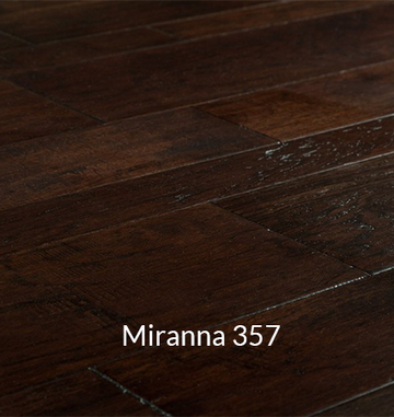 Vintage American Hickory Miranna Engineered Hardwood
