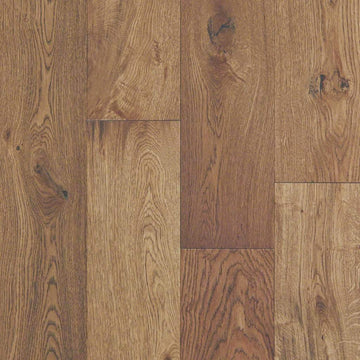 Exquisite Warmed Oak Waterproof Hardwood