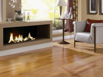 Brazilian Cherry Exotic Engineered Hardwood