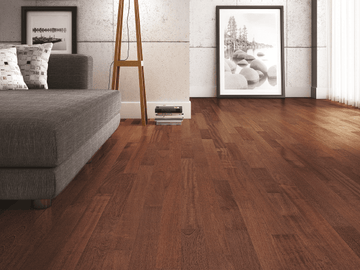 Brazilian Cherry Royal Exotic Engineered Hardwood