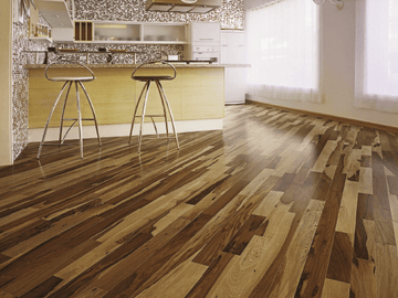 Brazilian Pecan Exotic Engineered Hardwood