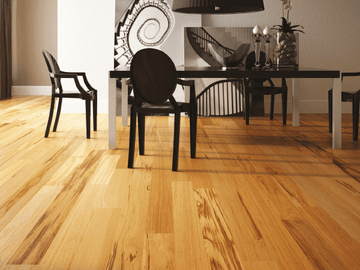 Brazilian Tigerwood Exotic Engineered Hardwood